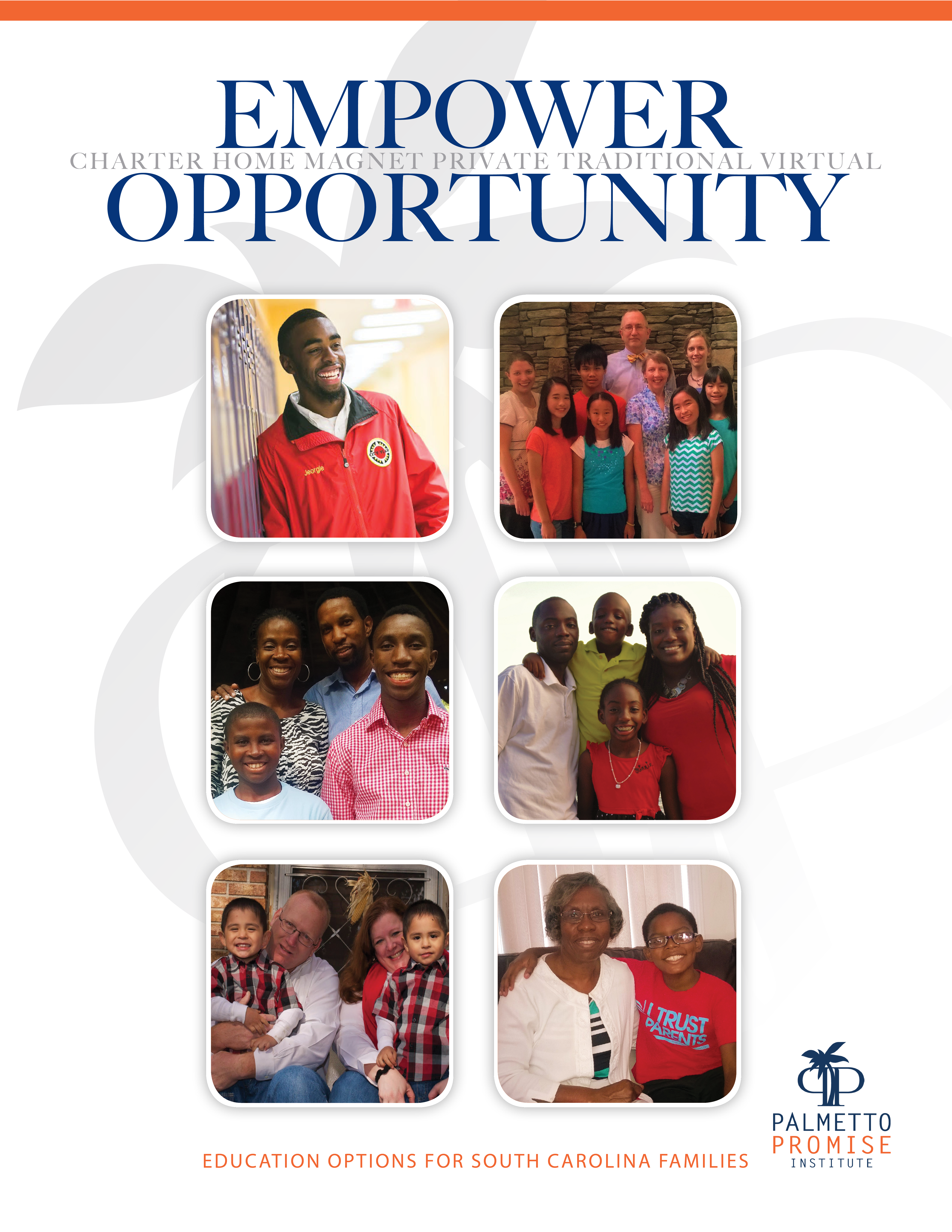 Empower Opportunity 2015 Cover