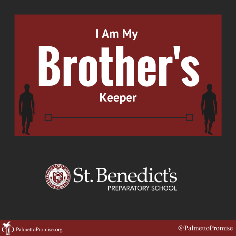 I Am My Brothers Keeper Palmetto Promise Institute