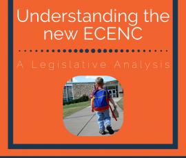 Understanding the new ECENC