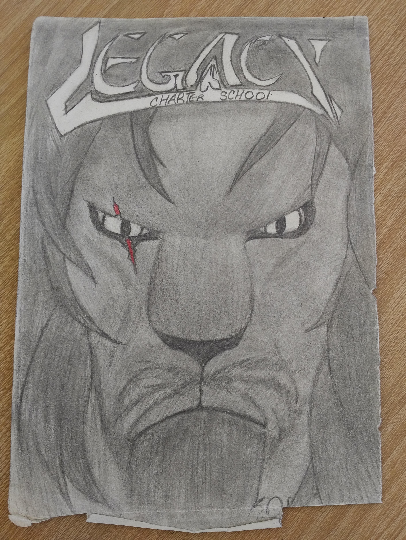 Legacy Lion Artwork